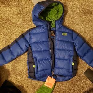 BNWT Boys winter jacket size 2/3T
